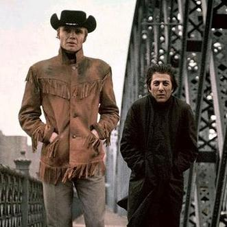 John Barry Midnight Cowboy cover art