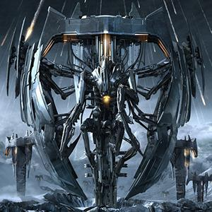 Trivium Vengeance Falls cover art