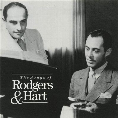 Rodgers & Hart My Funny Valentine cover art