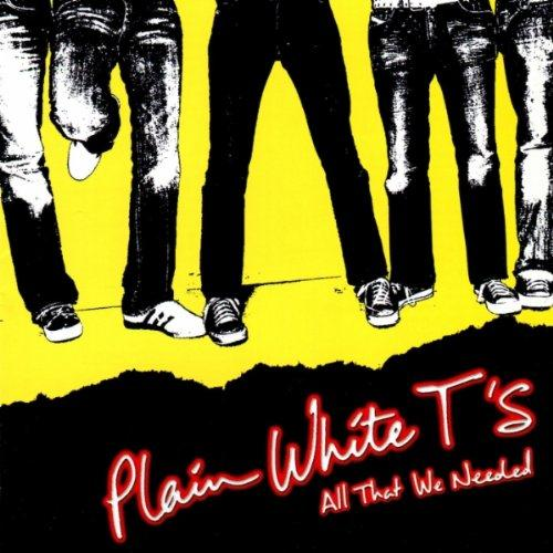 Plain White Ts Hey There Delilah cover art