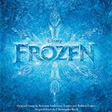 Do You Want To Build A Snowman? (arr. Mark Brymer) sheet music by Kristen Bell