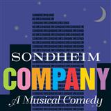 Another Hundred People sheet music by Stephen Sondheim