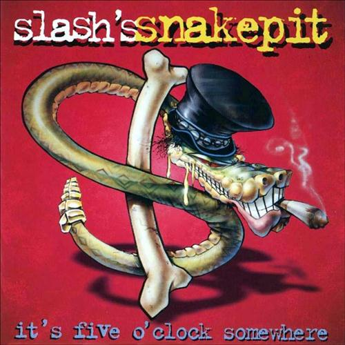 Slash's Snakepit Beggars And Hangers On cover art