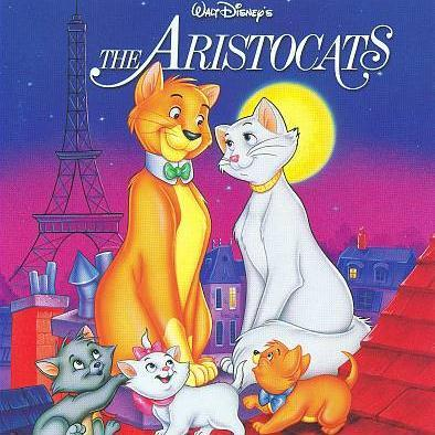 Al Rinker Ev'rybody Wants To Be A Cat (from Walt Disney's The Aristocats) cover art