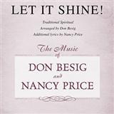 Let It Shine (arr. Don Besig) sheet music by Traditional Spiritual