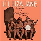 Li'l Liza Jane (Go Li'l Liza) sheet music by Catherine DeLanoy