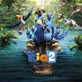 Rio Rio (feat. B.o.B) sheet music by Ester Dean