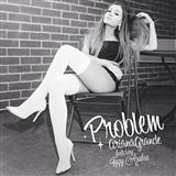 Problem sheet music by Ariana Grande Featuring Iggy Azalea