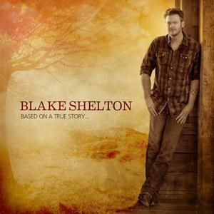 Blake Shelton My Eyes (feat. Gwen Sebastian) cover art