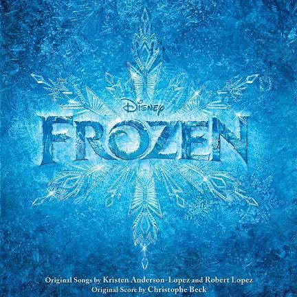 Kristen Bell, Idina Menzel For The First Time In Forever cover art
