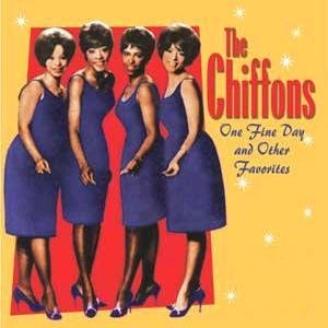 The Chiffons He's So Fine cover art