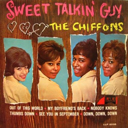 The Chiffons Sweet Talkin' Guy cover art