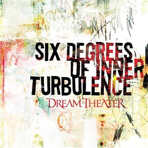 Dream Theater Six Degrees Of Inner Turbulence: VI. Solitary Shell cover art