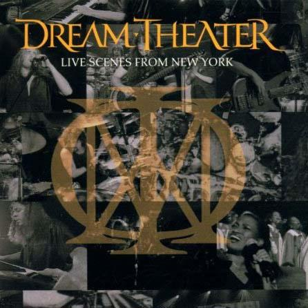 Dream Theater Scene Two: II. Strange Deja Vu cover art