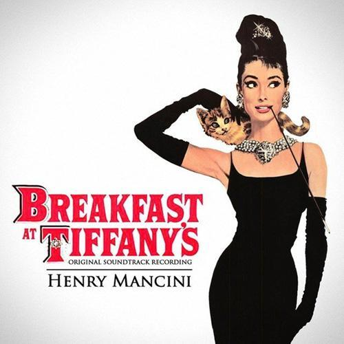 Henry Mancini Breakfast At Tiffany's cover art