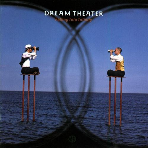 Dream Theater Trial Of Tears cover art
