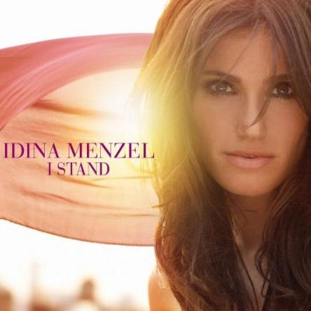 Idina Menzel Poker Face cover art