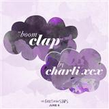 Boom Clap sheet music by Charli XCX