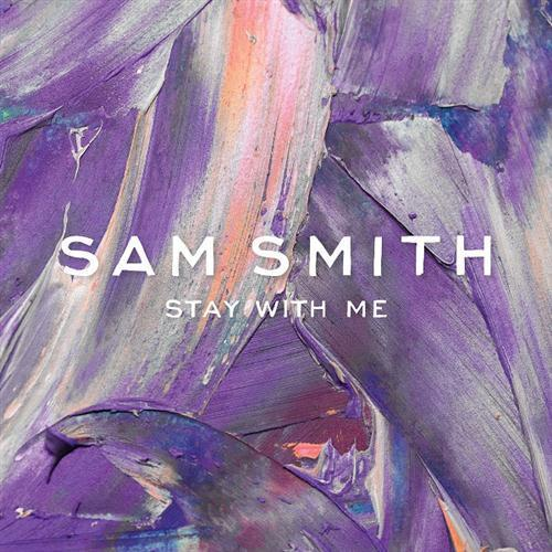 Sam Smith Stay With Me cover art