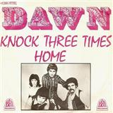 Knock Three Times sheet music by Dawn