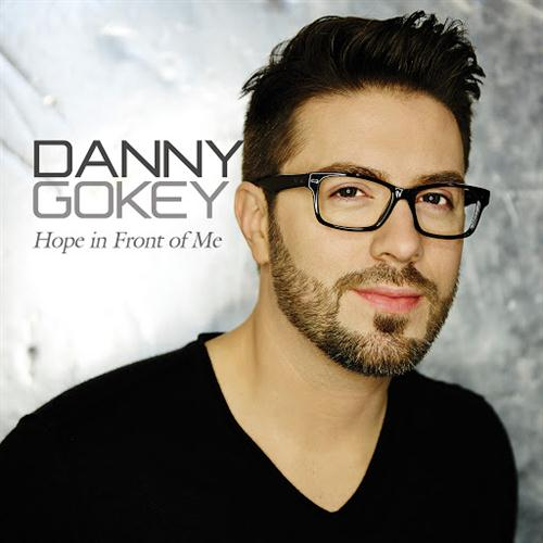 Danny Gokey Hope In Front Of Me cover art