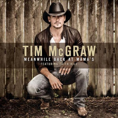 Tim McGraw feat. Faith Hill Meanwhile Back At Mama's cover art