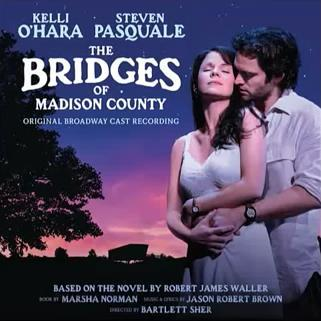 Jason Robert Brown Temporarily Lost (from 'The Bridges of Madison County') cover art