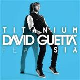 Titanium sheet music by David Guetta featuring Sia