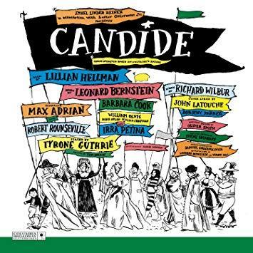 Leonard Bernstein Make Our Garden Grow (from Candide) cover art