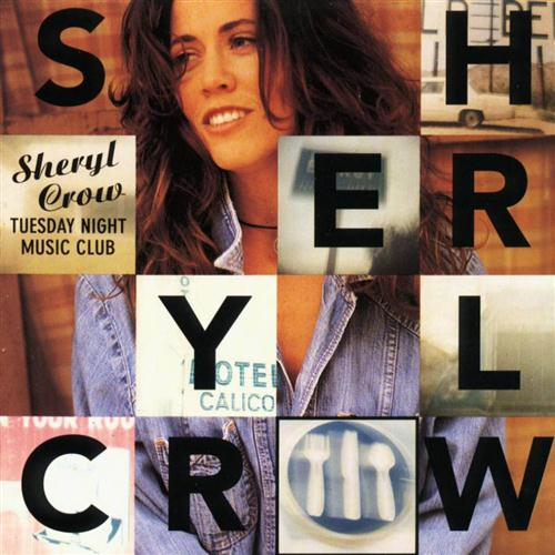 Sheryl Crow Run, Baby, Run cover art