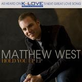 When I Say I Do sheet music by Matthew West