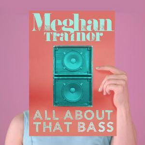 Meghan Trainor All About That Bass (arr. Roger Emerson) cover art