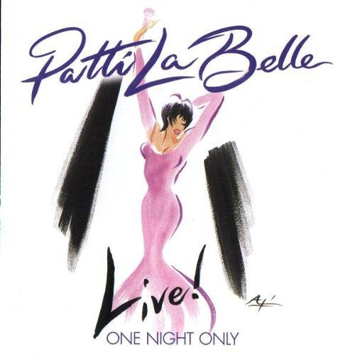 Patti LaBelle Lady Marmalade cover art