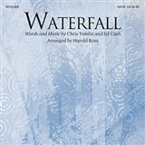 Waterfall (arr. Harold Ross) sheet music by Chris Tomlin and Ed Cash