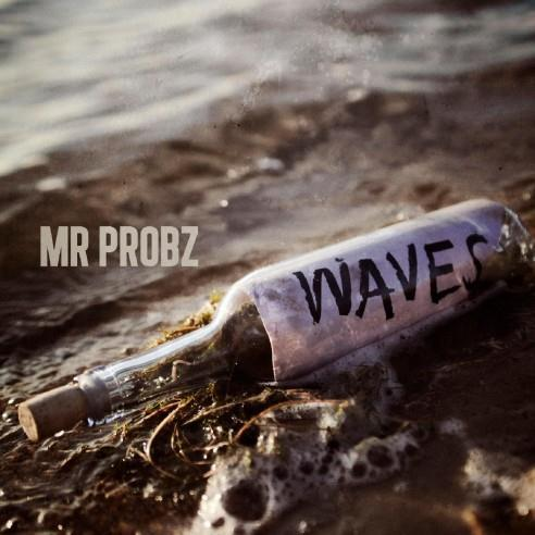 Mr. Probz Waves cover art
