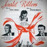 Scarlet Ribbons (For Her Hair) sheet music by Jack Segal