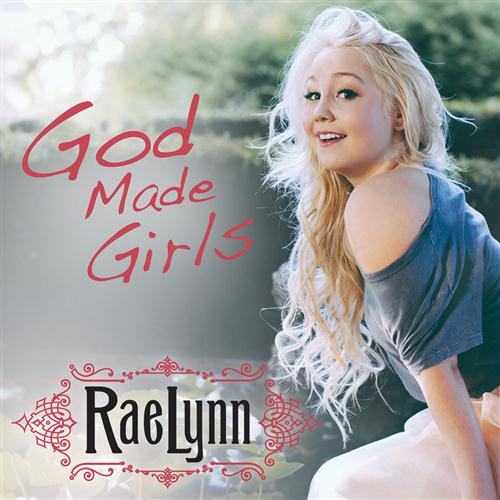 RaeLynn God Made Girls cover art