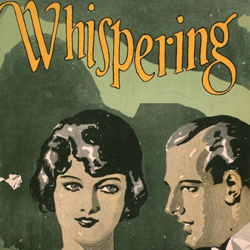 John Schonberger Whispering cover art