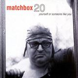 Push sheet music by Matchbox 20