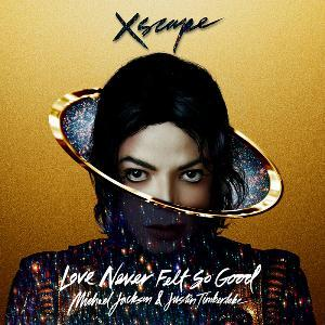 Michael Jackson & Justin Timberlake Love Never Felt So Good cover art