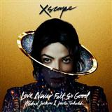 Love Never Felt So Good sheet music by Michael Jackson & Justin Timberlake