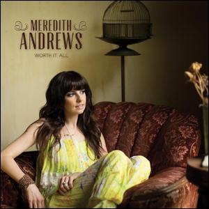 Meredith Andrews Open Up The Heavens cover art