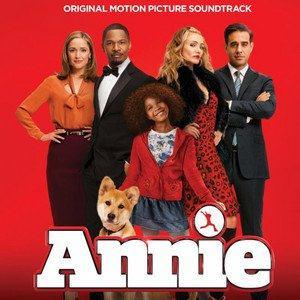 Sia & Beck Moonquake Lake (from 'Annie' 2014 Film Version) cover art