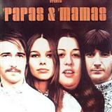 Dream A Little Dream Of Me sheet music by The Mamas & The Papas