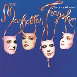 The Manhattan Transfer A Nightingale Sang In Berkeley Square cover art