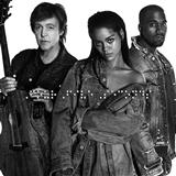 FourFiveSeconds sheet music by Rihanna & Kanye West & Paul McCartney