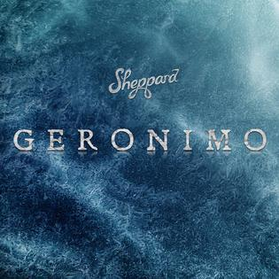 Sheppard Geronimo cover art