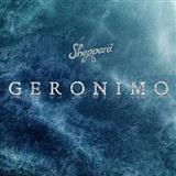 Geronimo sheet music by Sheppard