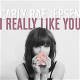 I Really Like You sheet music by Carly Rae Jepsen