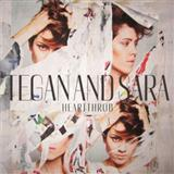 Closer sheet music by Tegan and Sara